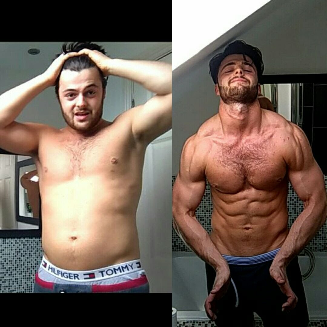 extreme 8 week natural body transformation male health clinic