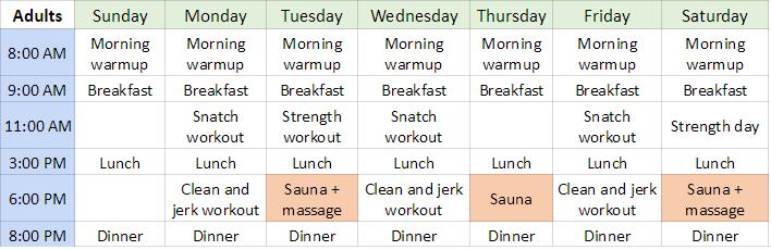 banya-schedule
